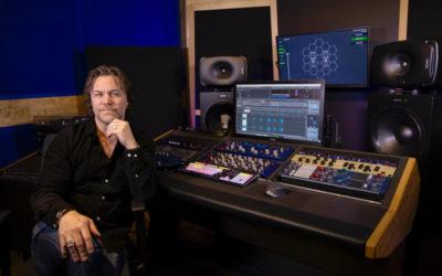 Maxe Axelsson elige la combinación perfecta de masterización Genelec