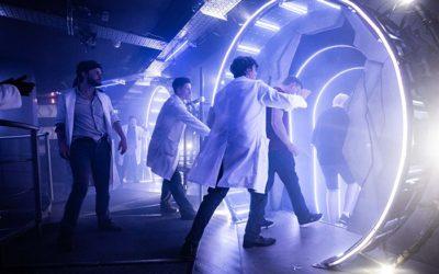 Powersoft impulsa el espectáculo inmersivo de Doctor Who en Londres