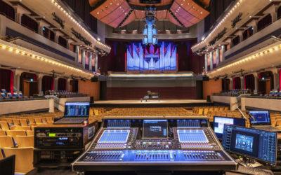La prestigiosa sala de conciertos Jack Singer de Calgary se actualiza con DiGiCo Quantum